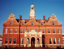 Norwich, Original Norfolk & Norwich Hospital, Norfolk © Katy Walters